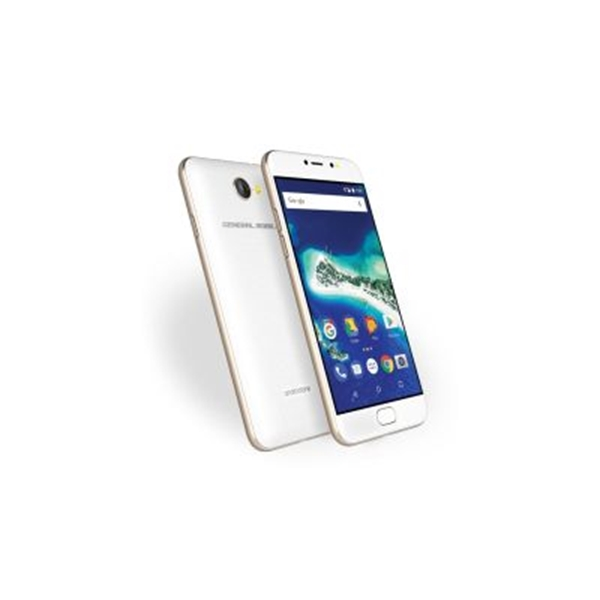 Picture of Smartphone General Mobile GM6 32GB dual sim white/gold